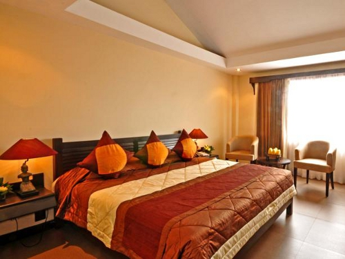 Angkor Home Hotel Siem Reap Center Deluxe Double