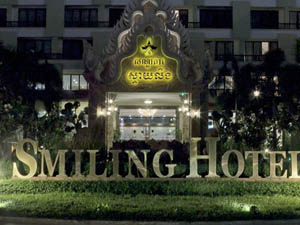 preview Smiling Hotel & Spa Siem Reap facade