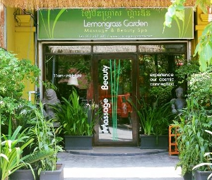 Where best place get massage Siem Reap