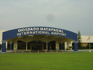 How many hours Clark International Airport Manila