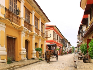 Manila Vigan How long journey