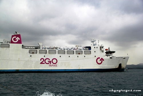 2GO from Manila to Boracay