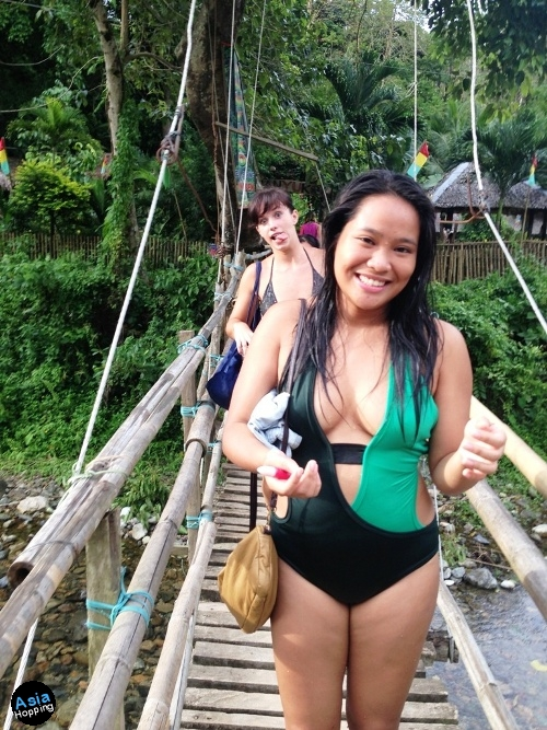 Hanging Bridge Boracay Jungle Party Manic Monkey
