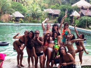 My Boracay Jungle Pool Party Experience