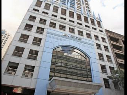 BSA Suites Makati Business District Building