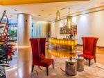 Discovery Suites Hotel Ortigas lobby