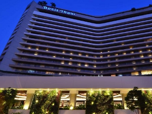 Dusit Thani Hotel Manila preview