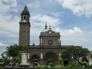 Manila Cathedral Preview