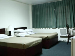 preview New Solanie Hotel Manila twin room