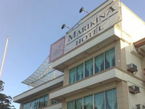 Preview The Marikina Hotel Exterior