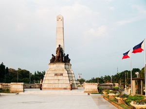 Rizal Monument Manila Preview