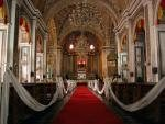 San Agustin Church Manila Interior Wedding Setup