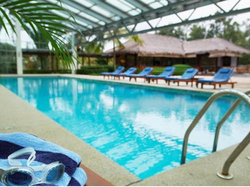 Holiday Inn Resort Batam covered pool