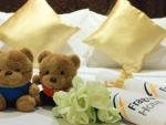 Fragrance Hotel Imperial Singapore Lavender Kallang double room bed