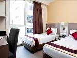 Fragrance Hotel Imperial Singapore Lavender Kallang Superior twin