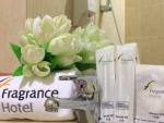 Fragrance Hotel Pearl Singapore Geylang bathroom amenities