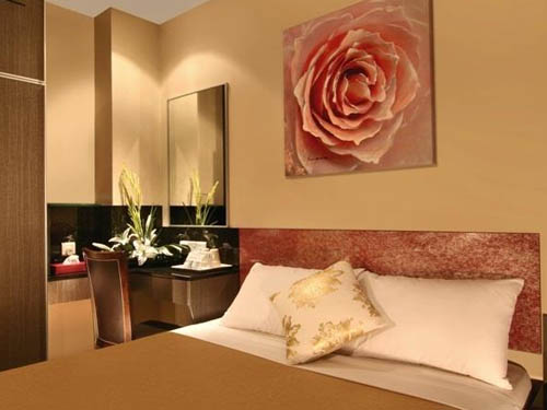 Fragrance Hotel Sapphire Singapore Geylang double room