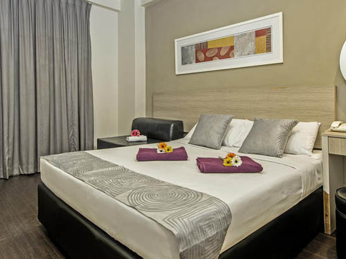 Hotel 81 Lucky Singapore Geylang standard double room