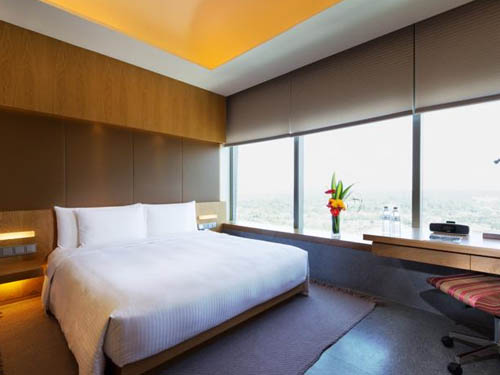 Oasia Hotel By Far East Hospitality Singapore Novena Balestier Club Room