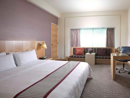 PARKROYAL on Beach Road Hotel Quay Deluxe Room