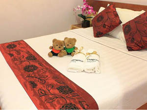 preview Fragrance Hotel Joo Chiat Singapore Eastern Singapore double room bed