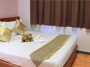 preview Fragrance Hotel Rose Singapore Novena Balestier superior double room