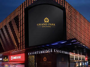 preview Grand Park Orchard Singapore Hotel facade
