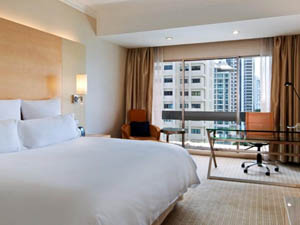 preview Hilton Singapore Orchard Road deluxe double room