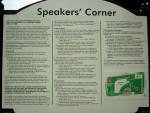 Speaker´s Corner Singapore Quay Terms and Conditions