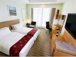 Changi Village Hotel By Far East Hospitality Singapore twin room