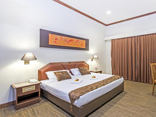 Hotel 81 Tristar Singapore East Coast Katong deluxe double room
