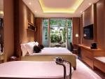 Hotel Fort Canning Orchard deluxe double room with patio