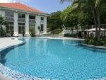 Hotel Fort Canning Orchard swimming pool