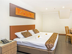 preview Hotel 81 Tristar Singapore East Coast Katong standard double room