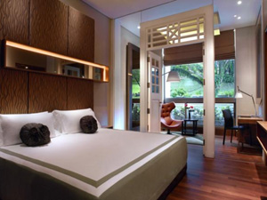 preview Hotel Fort Canning Orchard premium room