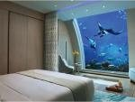 Resorts World Sentosa Beach Villas Singapore Ocean Suite bedroom