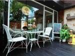 Abloom Exclusive Serviced Apartments Bangkok cafe