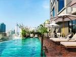 Hotel Muse Bangkok Langsuan Wireless Chidlom pool