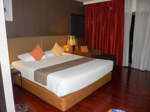 Mida City Resort Bangkok Hotel Don Muang Impact guest room