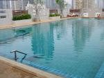 Sathorn Grace Serviced Residence hotel Silom Sathorn swimming pool
