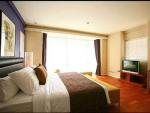 The Park Nine Hotel Bangkok Airport Suvarnabhumi Bang Na guest room 2