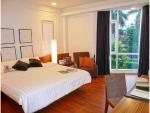 The Park Nine Hotel Bangkok Airport Suvarnabhumi Bang Na guest room