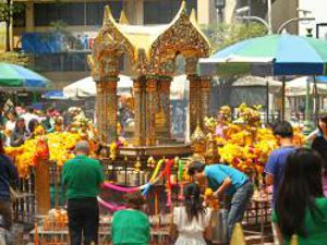 Attractions Erawan Bangkok
