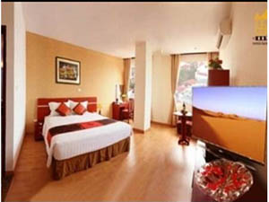 preview Hanoi Dolphin Hotel Hoan Kiem deluxe double with city view